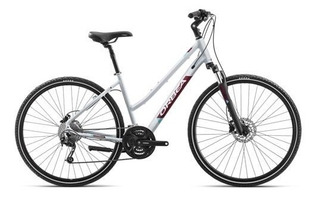 Bicicleta Paseo Orbea Comfort 42 18 Rodado 28 Envio Cycles
