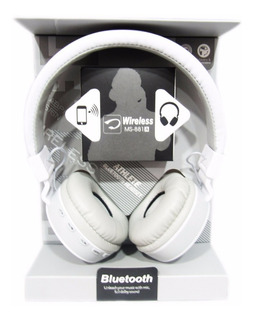Auricular Wireless Inalambrico Headphone (jv)
