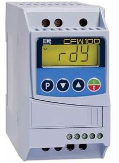 Inversor De Frequência Weg Cfw100 1cv 220v Promoção!