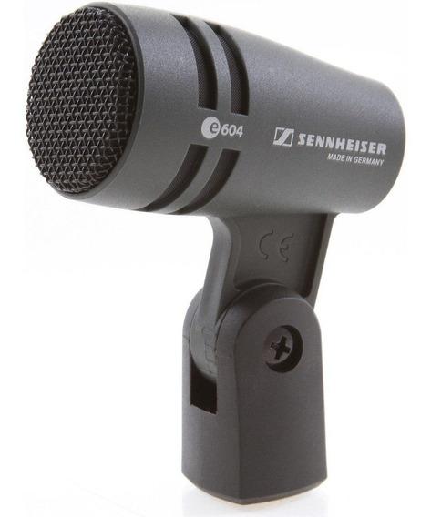 Microfone Sennheiser E604 Original Com Nfe
