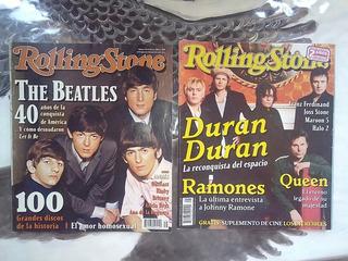 Rolling Stone En Español. Pack Con 2