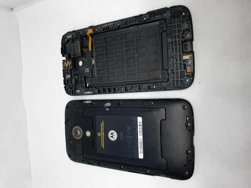 Carcaza Trasera Motorola Moto G1 Original Repuesto