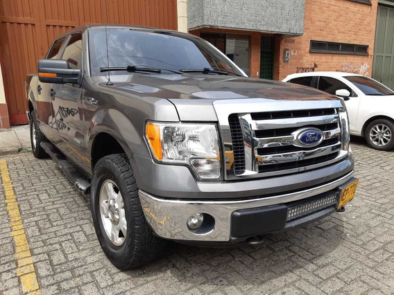Ford F-150 4x4 Xlt Doble Cabina
