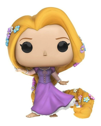 Boneco Funko Pop Disney Princesas Rapunzel 223