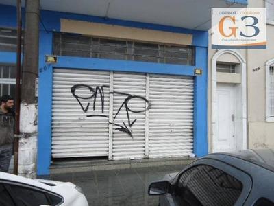 Loja Comercial Para Locação, Centro, Pelotas. - Lo0095