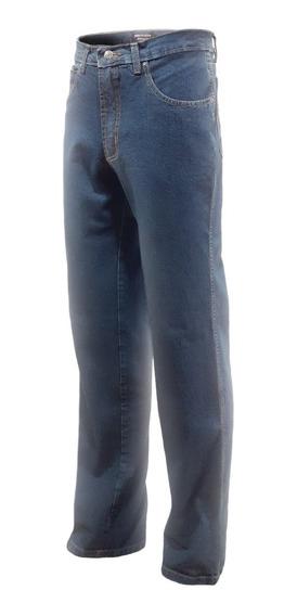 Pantalón Jean: Classic / Hombre / Bravo / Talles: 56 Al 60