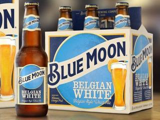 Blue Moon Belgian White 355cc Pack De 6 Unidades