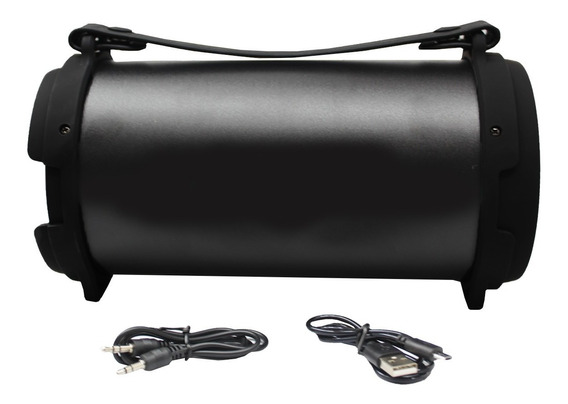Caixa De Som Bluetooth Cg S22b Wireless Speaker Radio Fm