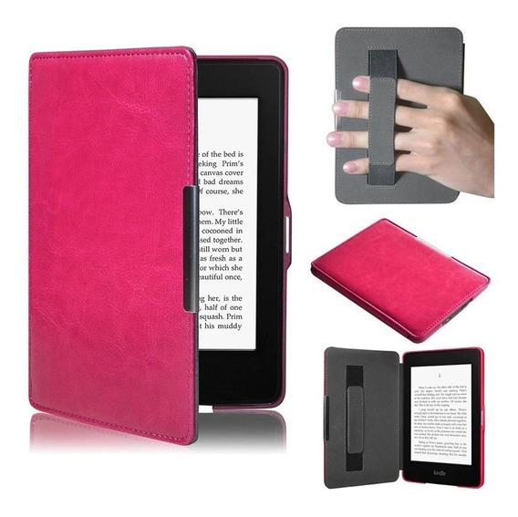 Capa Case Hibernação Kindle Paperwhite Ímã Magnetico Apoio