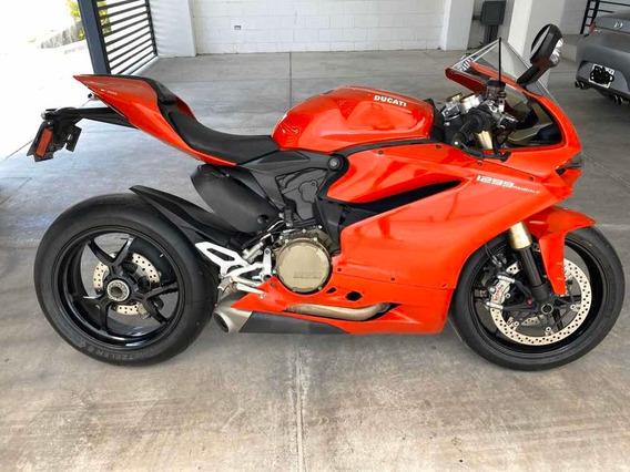 Ducati Panigale 1299 2016