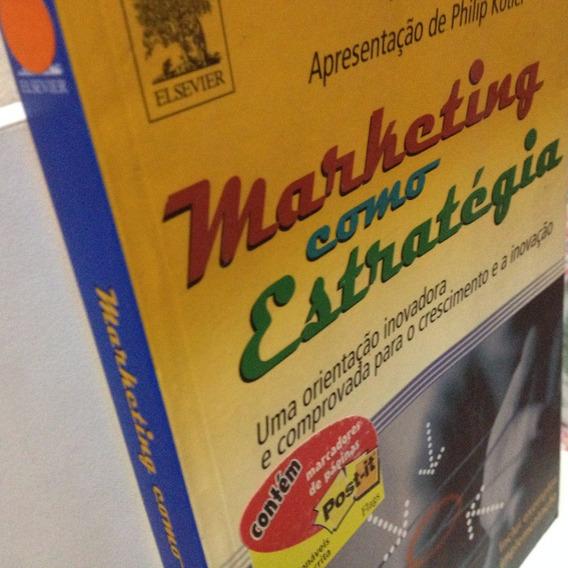 Livro - Marketing Como Estratégia - Nirmalya Kunar