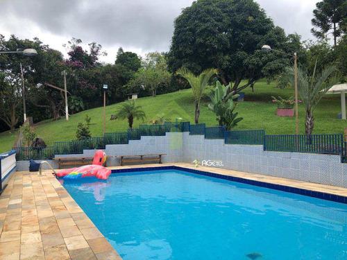 Imagem 1 de 30 de Chácara Com 2 Dorms, Jardim Tropical, Embu-guaçu - R$ 600 Mil, Cod: 1843 - V1843