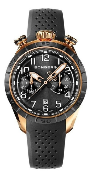 Reloj Bomberg Caballero Modelo: Ns44216.216 Envio Gratis