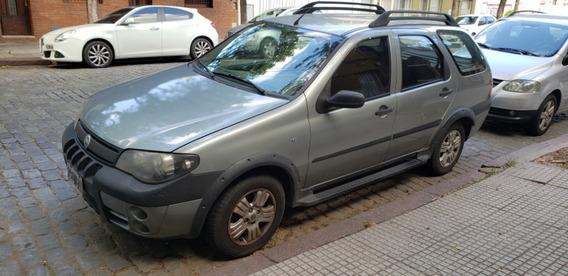 Fiat Palio Adventure 1.8 / 2007