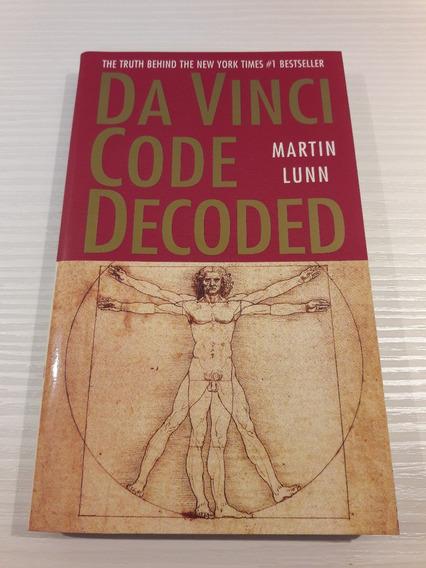 Livro Da Vinci Decoded, Em Ingles - Frete R$8