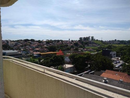 Apartamento Com 3 Dormitórios À Venda, 82 M² Por R$ 369.523,00 - Jardim Satélite - São José Dos Campos/sp - Ap0852