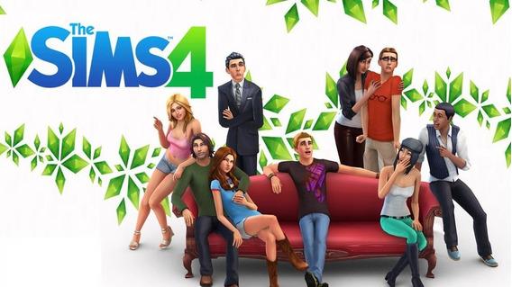 The Sims 4 Deluxe + Expansões Pc E Mac (original Origin)