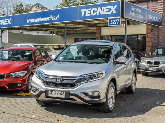 Honda Cr-v New Cr-v Ex 2.4 Aut 4x2 2017 48.000 Kms