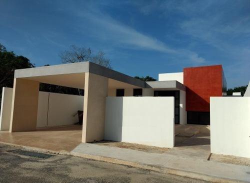 Casa De 1 Planta En Venta,carretera Mérida-progreso,dzitya,mérida,yucatán