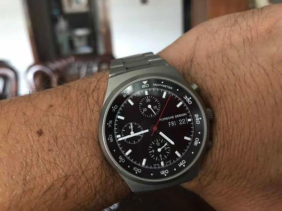 Reloj Porshe Desing Eterna Matic Titanium Hecho En Suiza