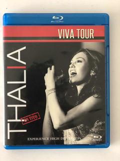 Thalia - Viva Tour - Blu Ray Ed. Simple (raro)