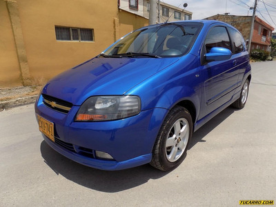 Chevrolet Aveo Gti Limited 1.6 Mt Aa