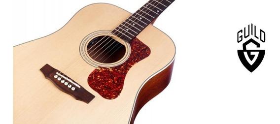 Guitarra Guild D240e Electroacustica Con Eq. Rd Music Store