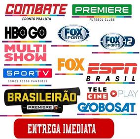 Premiere Play, Sportv E Muito Mais