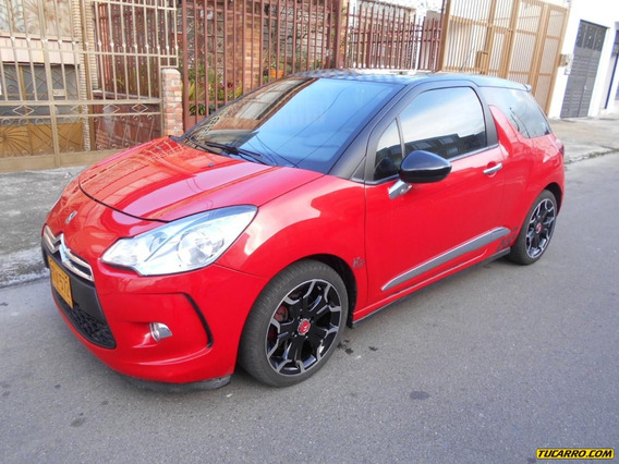 Citroën Ds3 Turbo Aa 1.6 3p