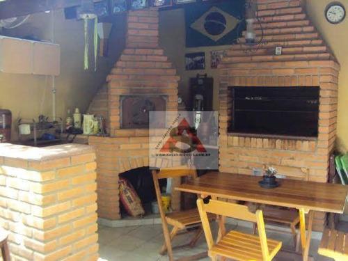 Sobrado Com 3 Dormitórios À Venda, 160 M² Por R$ 1.590.000,00 - Brooklin - São Paulo/sp - So3538