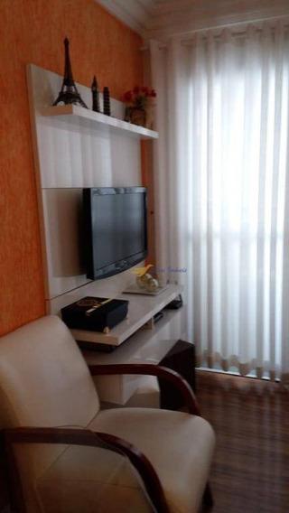 Apartamento Com 3 Dormitórios À Venda, 63 M² Por R$ 385.000 - Vila Butantã - São Paulo/sp - Ap2944