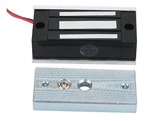 Imagen 1 de 5 de Mini Cerradura Electrica 60 Kg132lb Cerradura Para Puerta Fa