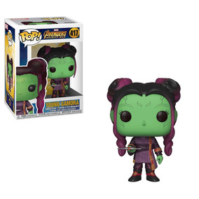 Funko Pop Marvel Avengers Infinity War Young Gamora Vingador