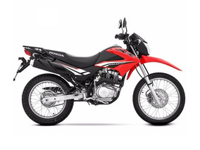Honda Xr 150 Rally - 0 Km - Roja Y Negra - Expomoto