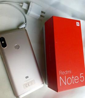 Xiaomi Redmi Note 5 64gb/4gb (leer Descripción) Usado.