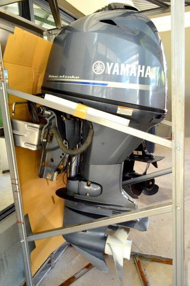 Motor Fuera De Borda Yamaha 70hp 4t Usado Impecable
