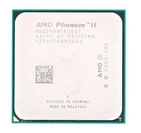 Processador Amd Phenom Ll Xll 550 Dual Core Am2/ Am3 +cooler