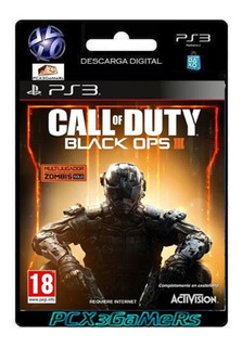 Ps3 Juego Call Of Duty: Black Ops Iii Pcx3gamers
