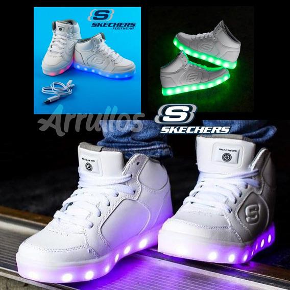 Zapatos Skechers Energy Lights Talla 36 / 37 Originales