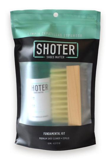 Kit Shoter Limpiador Y Cepillo