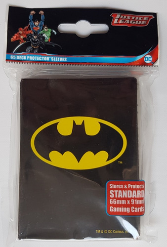 Ultra Pro Micas Standard De Justice League: Batman Nuevas !!