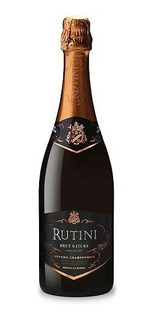 Champaña Rutini Brut Nature 750 Ml