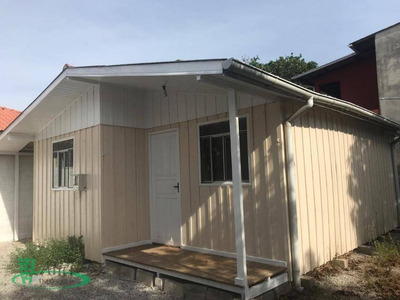 Casa Com 2 Dormitórios Para Alugar, 70 M² Por R$ 1.500/mês - Armação Do Pântano Do Sul - Florianópolis/sc - Ca1457