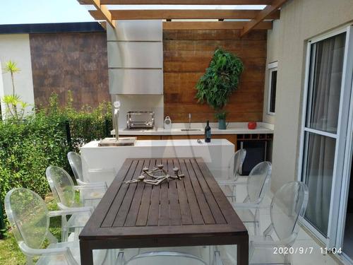 Imagem 1 de 19 de Apartamento Garden Com 102 M² - Lazer Completo-pronto Pra Morar - Ap0093