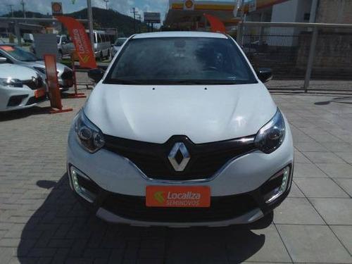 Imagem 1 de 9 de Renault Captur 1.6 16v Sce Flex Intense X-tronic