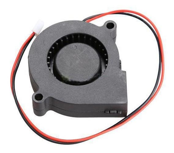 Cooler P/ Umidificador De Ar - Ventilador Centrifugo 12v -2x