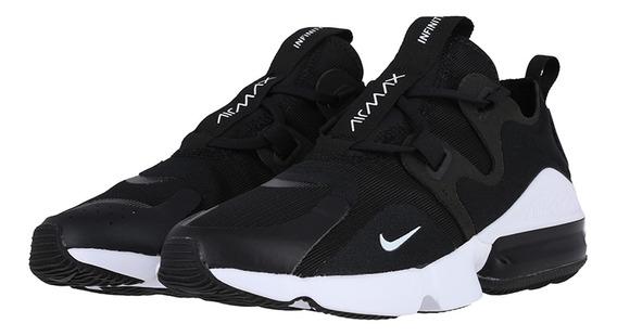 aves de corral Partina City Filadelfia  Zapatilla Nike Hombre Air Max Infinity Black/white | Mercado Libre