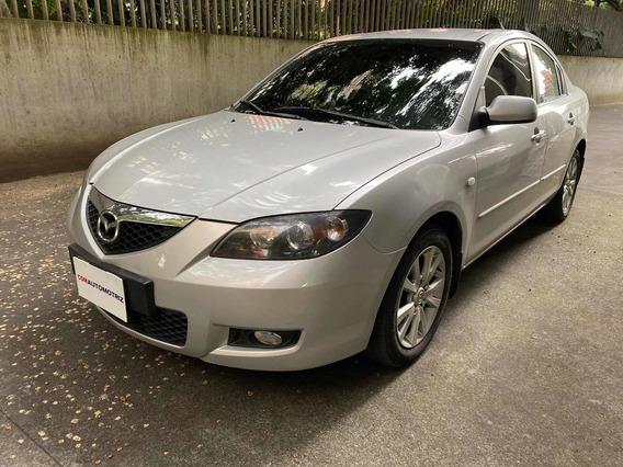 Mazda 3 Sedan 1.600 Mecanico 2009