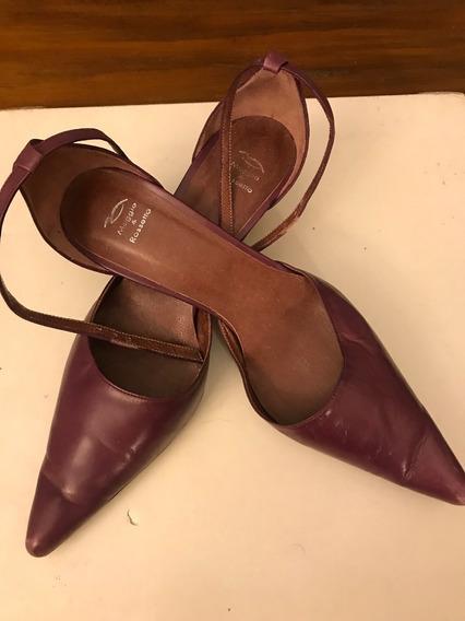 Zapatos Estiletos De Mujer