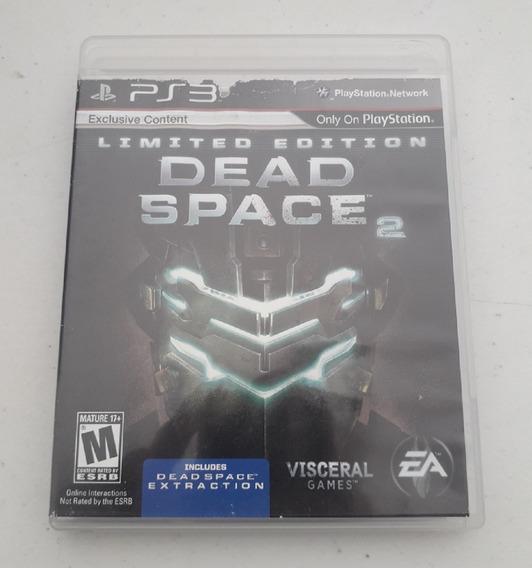 Jogo Dead Space 2 Ps3 - Mídia Física - Marcas De Uso Na Capa